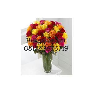 Bunga Vas Mawar Valentine 081283676719 Bunga Valentine
