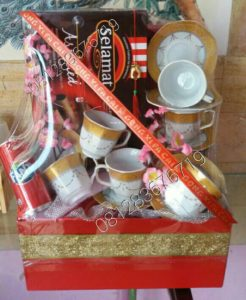 Parcel Imlek & Hampers Chinese New Year 2018 Kode: GC01 Call/Wa 081283676719