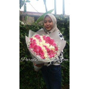 Buket Valentine di Jakarta Timur